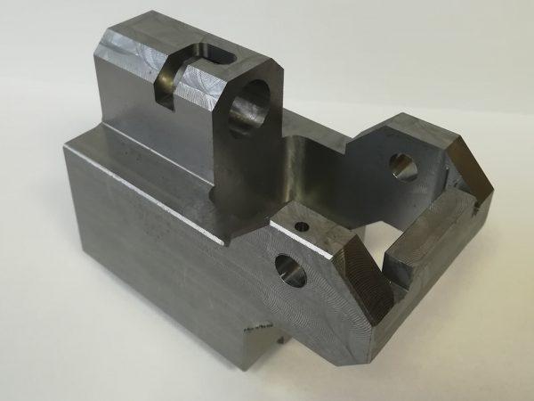 Ejemplo de piezas mecanizadas por Mecánicas Mecal