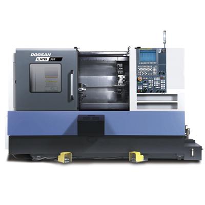 Máquina torno CNC DOOSAN LYNX 300M