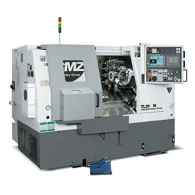 Maquinaria de torno CNC CMZ TL25