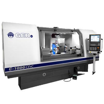 Maquinaria rectificadora para la fabricación de piezas