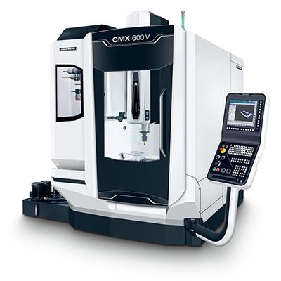 Centro Mecanizado Vertical DMG MORI CMX 600V