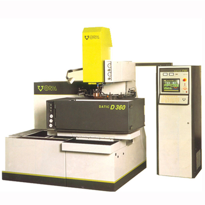 Maquinaria ONA Datic para mecanizado de piezas