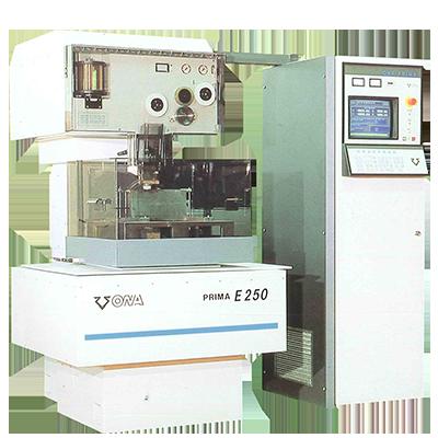 Maquinaria ONA para la fabricación de piezas