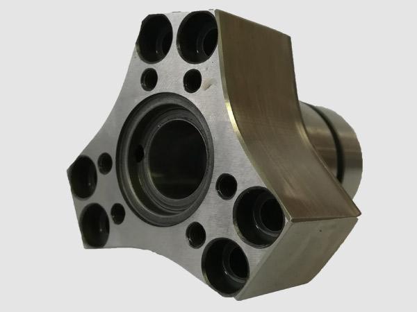 Fabricación de piezas mecanizadas de grandes series