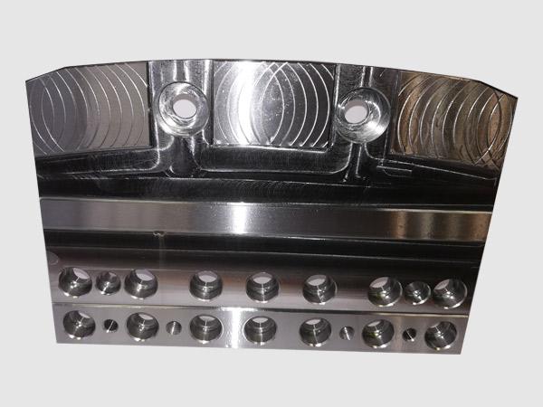 piezas mecanizadas en Gipuzkoa