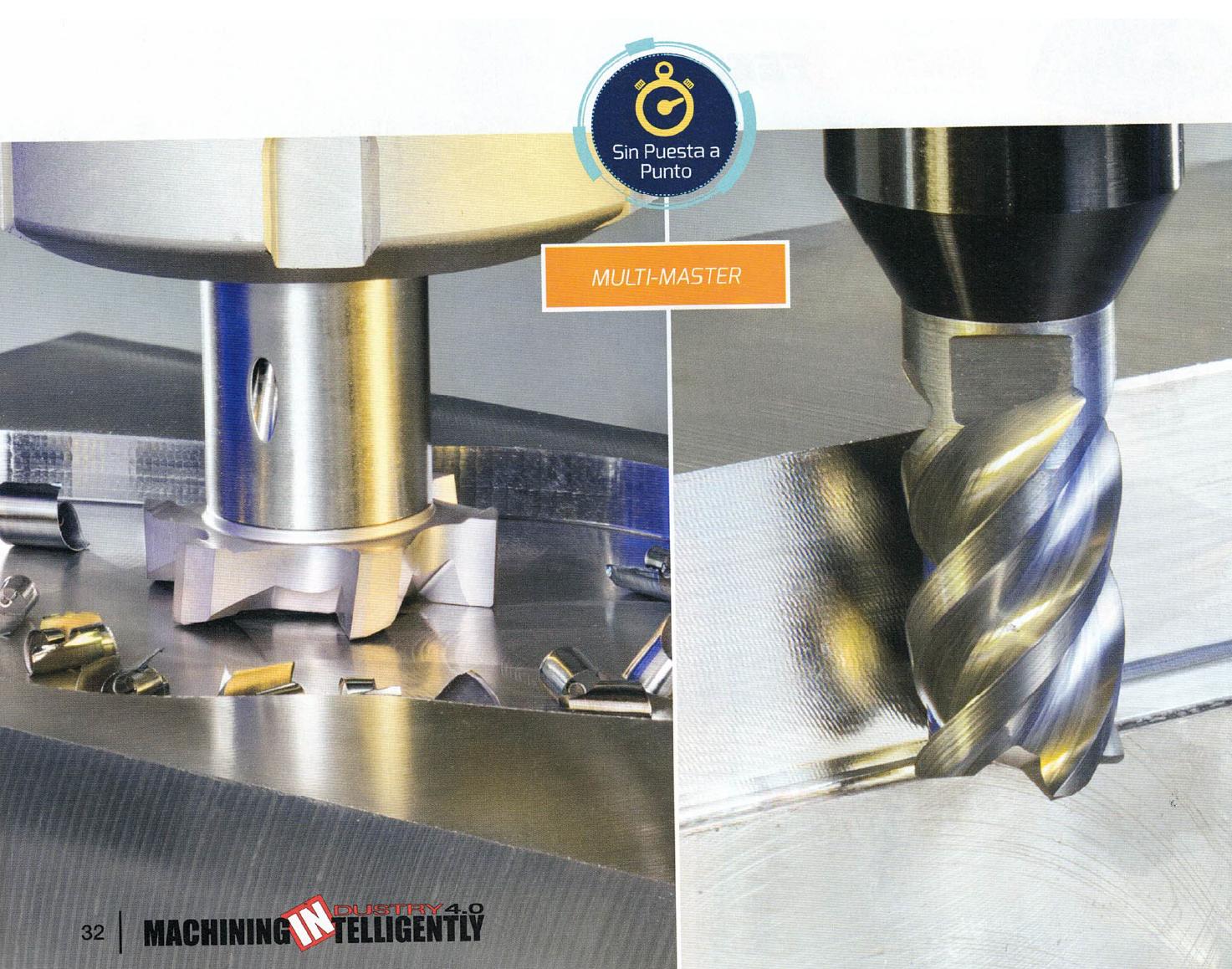 Máquinas de plaquitas intercambiables Mecanicas Mecal
