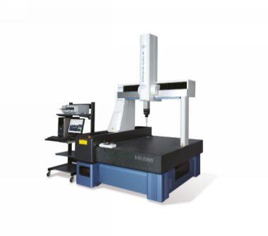 Máquina de medición por coordenadas en Mecanicas Mecal